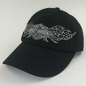 Harley-Davidson Women's Baseball Hat One Size